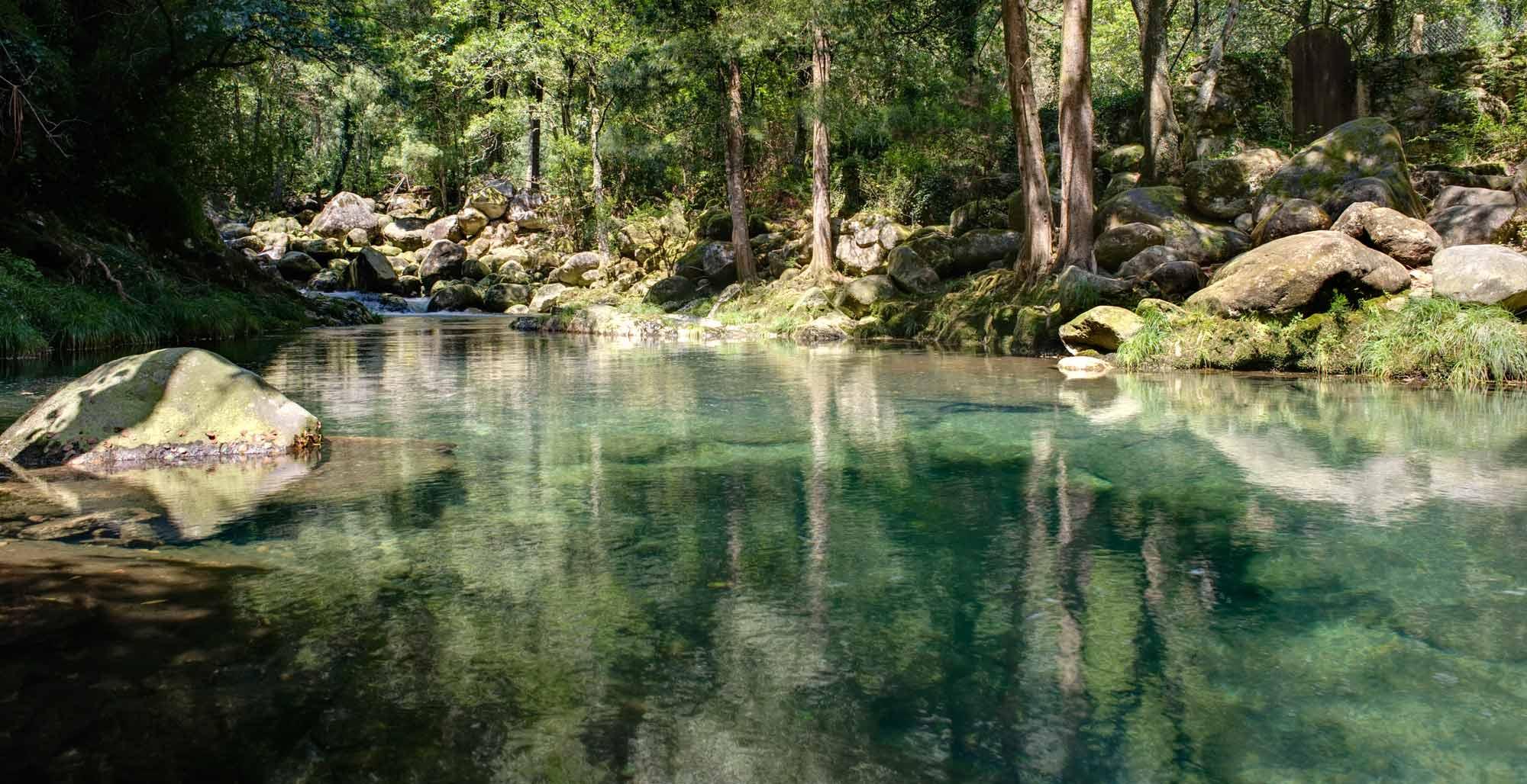 Piscinas Naturales Del Río Pedras